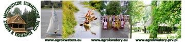 Baner Agroturystycznego Stowarzyszenia Puszcza Białowieska